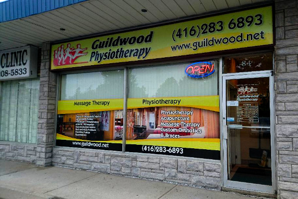 Guildwood Store Front Image